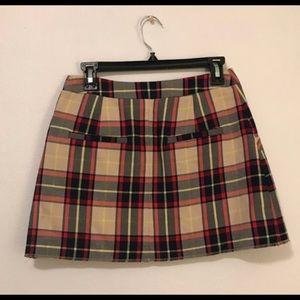 Princess Vera wang size 3 pleated skirt